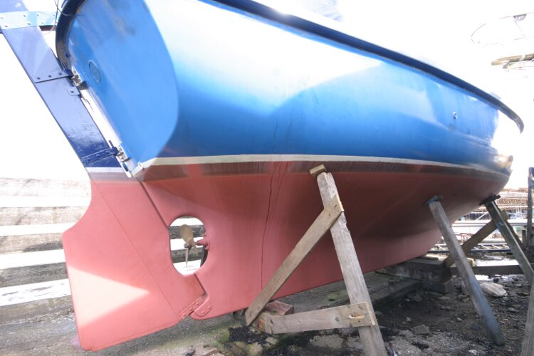 Colvic Springtide 25for sale Long Keel -