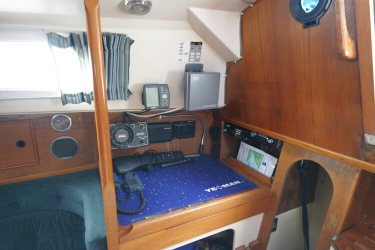 Halmatic 30for sale The chart table -