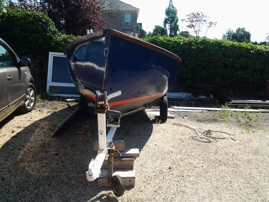 Dayboat  / Fishing Boatfor sale Bows - Newly repainted