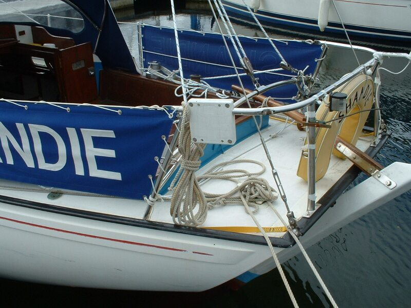 Twister 28for sale New mainsheet - Owner's photo