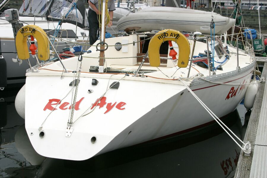 Jeanneau SunShine Regatta 38for sale Stern -