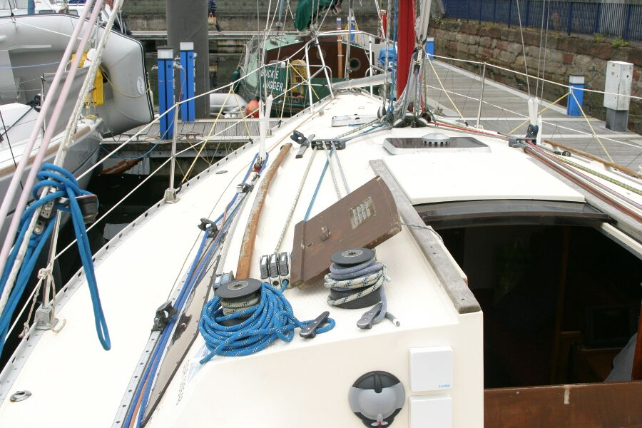 Jeanneau SunShine Regatta 38for sale Port -