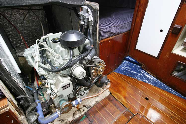 Bolero 35for sale The engine -