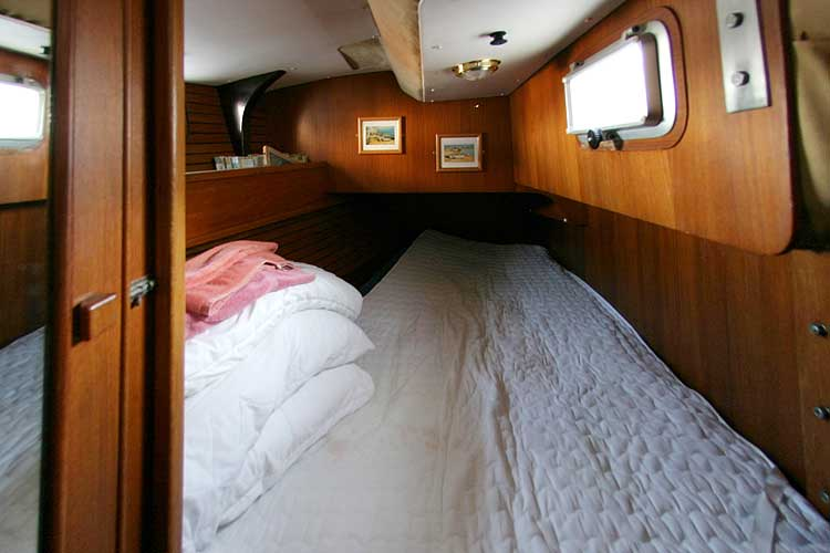 Jeanneau Trinidad 48 Ketchfor sale Double berth - in the starboard aft cabin