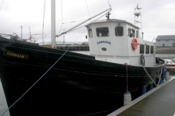 Wooden Classic Trawler Yacht Conversion for sale