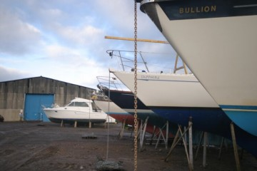 Boat Yard Winter Storage for sale