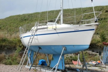 Gibsea 92 Refurbishment Project for sale