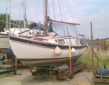 Westerly 22 for sale