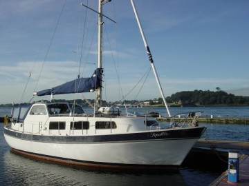 Finnsailer 35ft Motor Sailer for sale