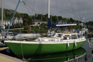 Trident Voyager 35 for sale