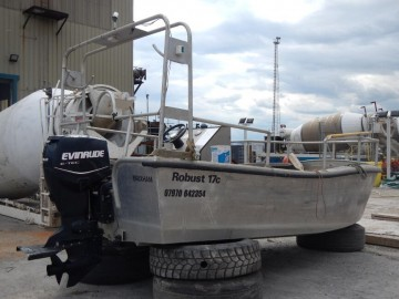 Robust 17C Workboat for sale