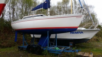 Jeanneau Fantasia 27 for sale