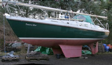 Macwester 27 MkII for sale