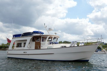 Colvic Beta 38 Trawler Yacht for sale