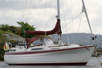Moody 33 Mk II for sale
