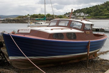 K Skorgenes 28ft Cruiser for sale