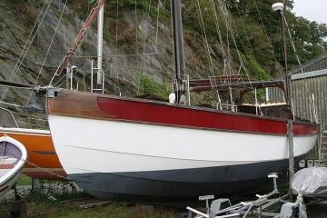 Keyhaven Yawl for sale