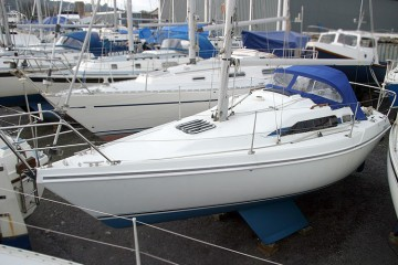 Hunter Horizon 27 Twin Keel for sale