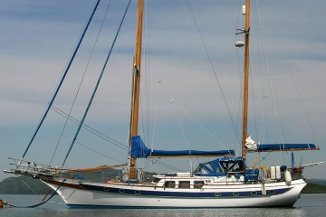 Ta Chiao CT 54 Luxury Ketch for sale