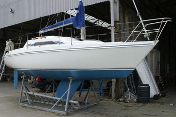 Hunter 27 OOD for sale