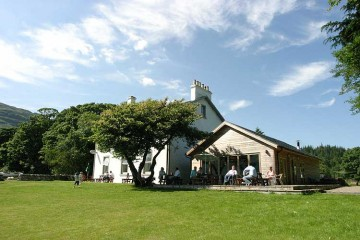 Waterside Property - Lochside Restaurant, Bar and Accomodation for sale