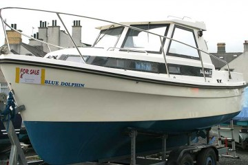 Forge Marine Black Marlin 23 for sale