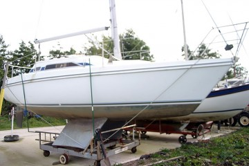 Hunter Horizon 273 for sale