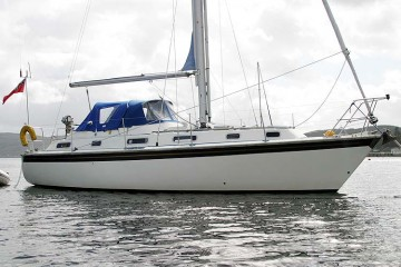 Westerly Seahawk 34 for sale